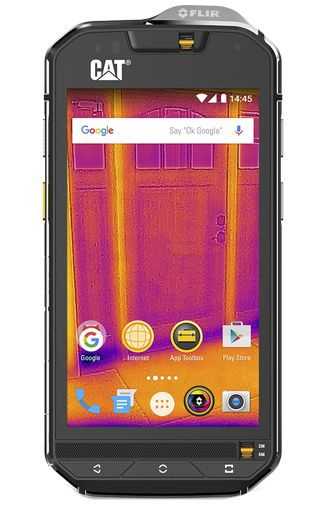 Cat S60 Dual Sim Black