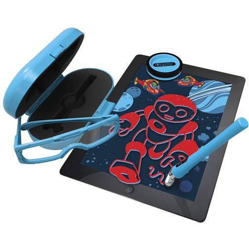 Productafbeelding van de Crayola Digitools 3D Pack