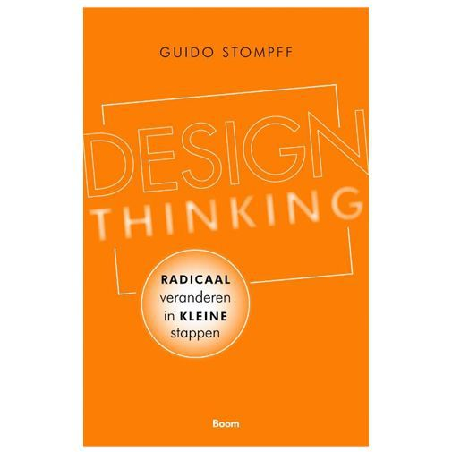 Productafbeelding van de Design Thinking - Guido Stompff