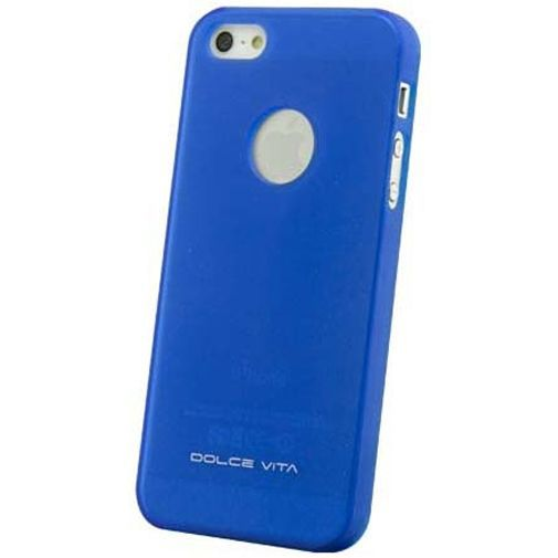 Productafbeelding van de Dolce Vita Backcover Apple iPhone 5/5S Blue