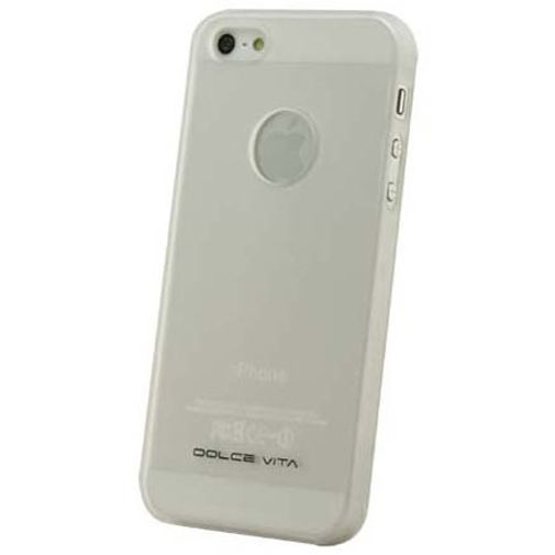 Productafbeelding van de Dolce Vita Backcover Apple iPhone 5/5S White