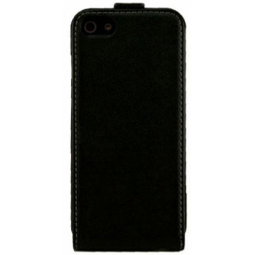 Productafbeelding van de Dolce Vita Flip Case Black Apple iPhone 5/5S
