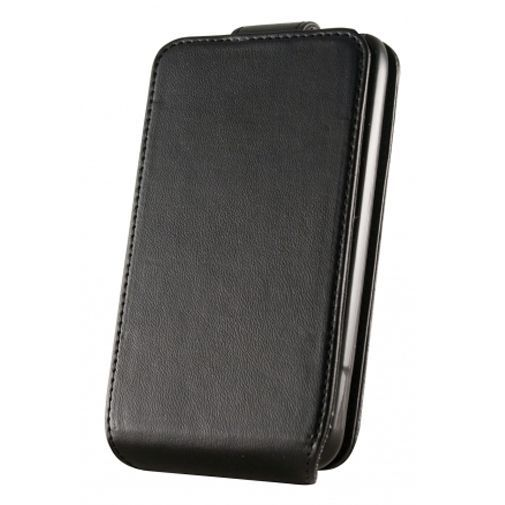 Productafbeelding van de Dolce Vita Flip Case Black HTC Desire HD