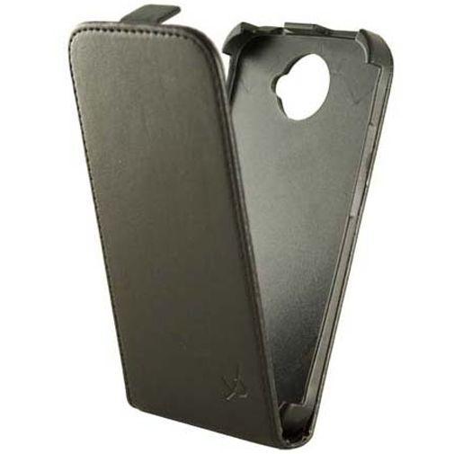 Productafbeelding van de Dolce Vita Flip Case HTC One X Black