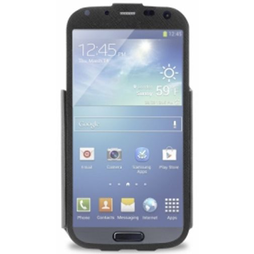 Productafbeelding van de Dolce Vita Front Touch Case Samsung Galaxy S4 Black
