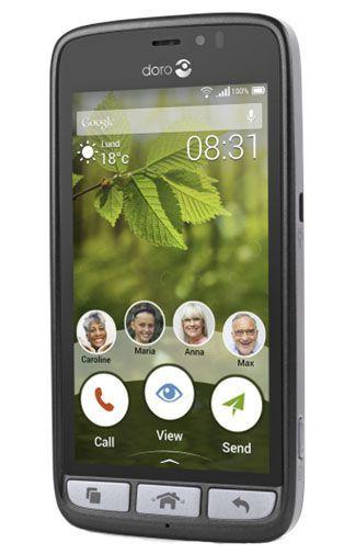 Productafbeelding van de Doro 8031 Black