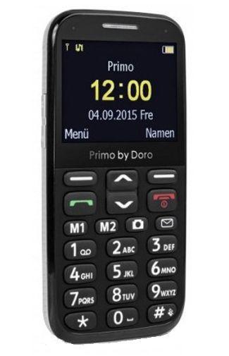 Productafbeelding van de Doro Primo 366 Zwart