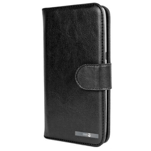 Productafbeelding van de Doro Wallet Book Case Black Doro 8031