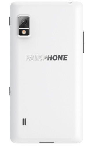 Productafbeelding van de Fairphone 2 White