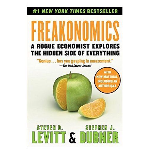 Productafbeelding van de Freakonomics - Steven D. Levitt & Stephen J. Dubner