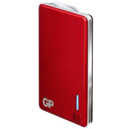 Productafbeelding van de GP Portable PowerBank 2500 mAh Red