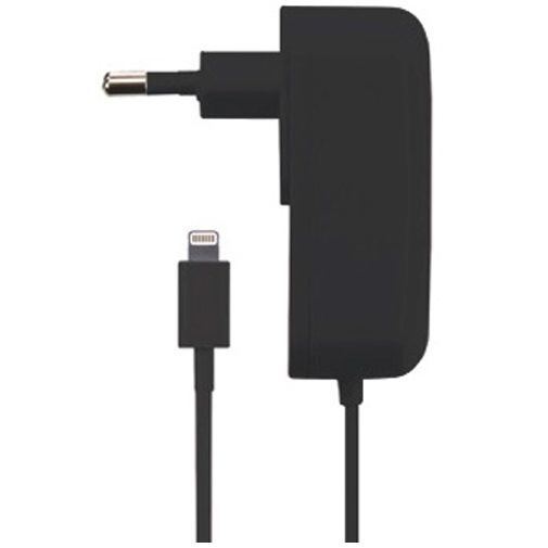 Productafbeelding van de Gecko Snelle Thuislader Apple Lightning 2.1A Black