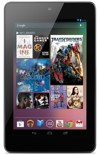 Productafbeelding van de Google Nexus 7 32GB 3G Black