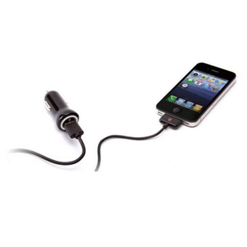 Productafbeelding van de Griffin Autolader voor Apple iPad/iPhone/iPod