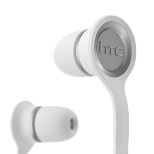 Productafbeelding van de HTC  Bedrade Headset 3.5mm RC E190 White