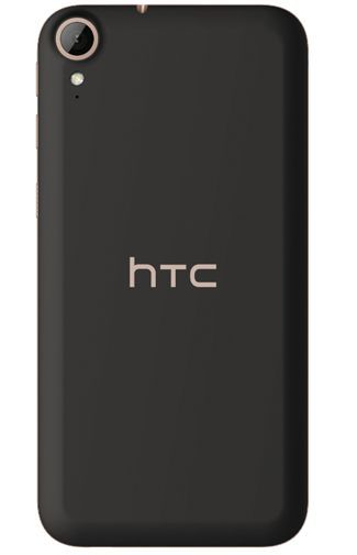 Productafbeelding van de HTC Desire 830 Black Gold