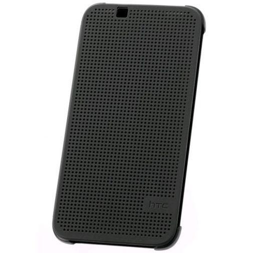 Productafbeelding van de HTC Dot View Case Black Desire 620
