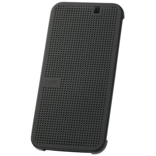 Productafbeelding van de HTC Dot View Case I Black One M9