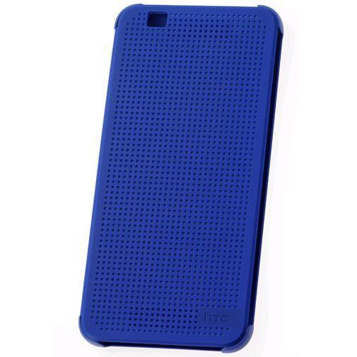 Productafbeelding van de HTC Dot View Case Blue Desire 820