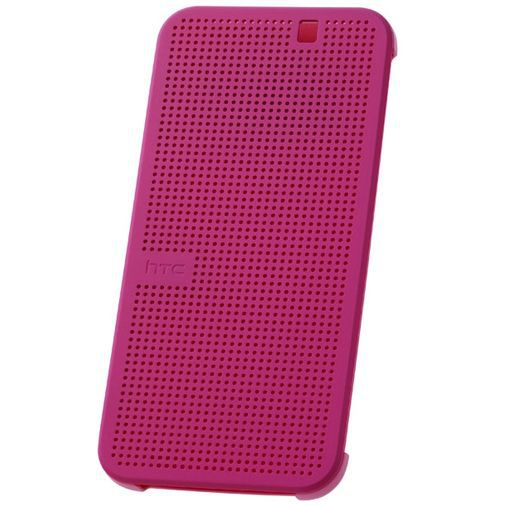 Productafbeelding van de HTC Dot View Case I Candy Floss One M9 (Prime Camera Edition)