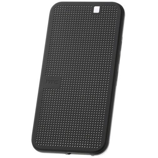 Productafbeelding van de HTC Dot View Case II Ice Black One M9 (Prime Camera Edition)