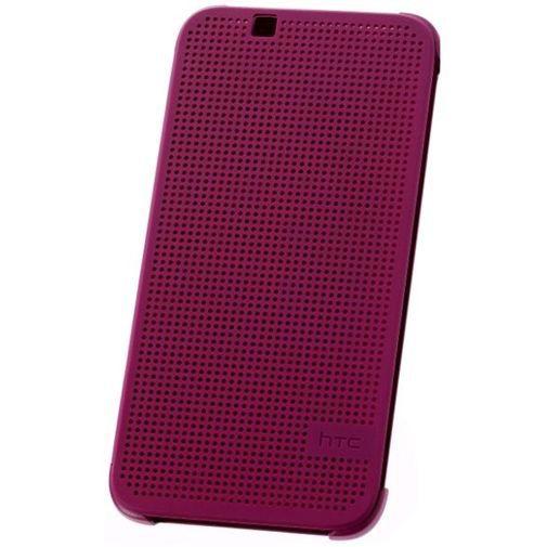 Productafbeelding van de HTC Dot View Case Purple Desire 620