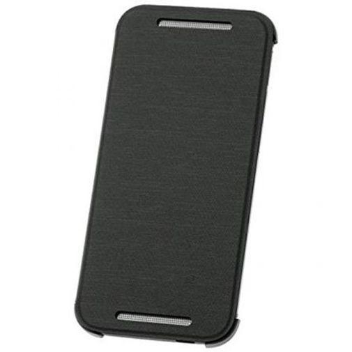Productafbeelding van de HTC Flip Case Grey One Mini 2