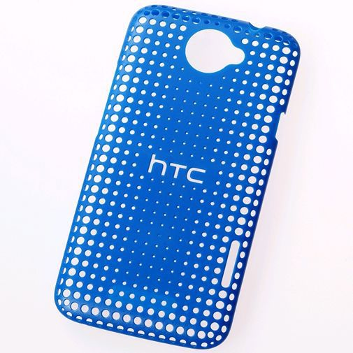 Productafbeelding van de HTC Hard Shell HC C704 One X Blue