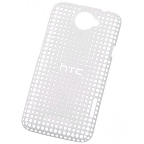 Productafbeelding van de HTC Hard Shell HC C704 One X White