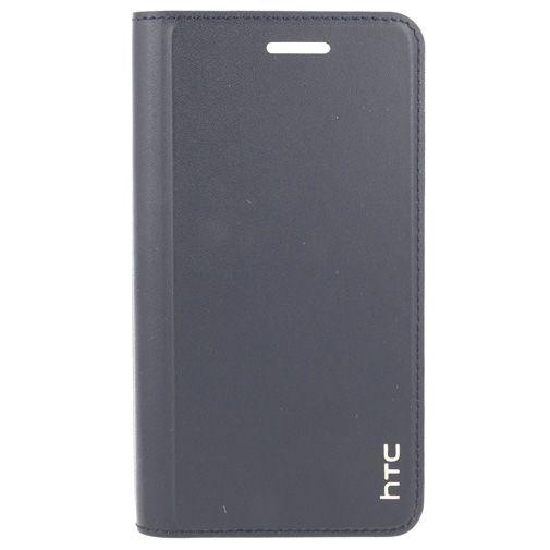 Productafbeelding van de HTC Leather Flip Cover Dark Blue U Play
