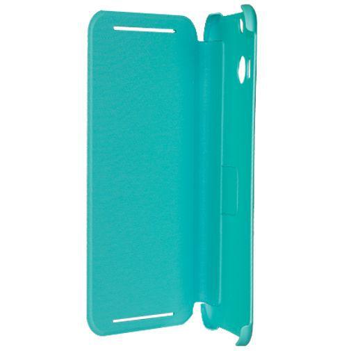Productafbeelding van de HTC One M8 Flip Case Atlantic Green