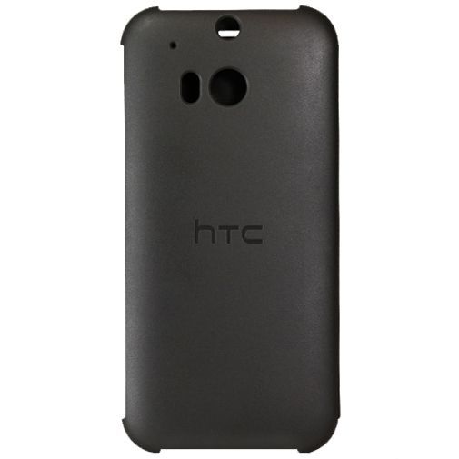 Productafbeelding van de HTC One M8 Flip Case Grey