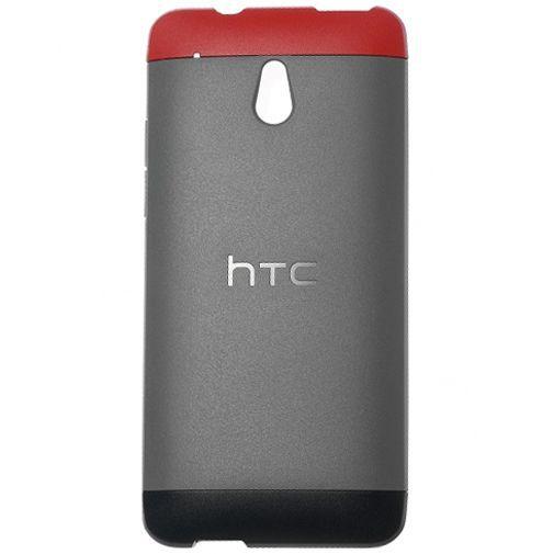 Productafbeelding van de HTC One Mini Double Dip Hardshell Grey/Red