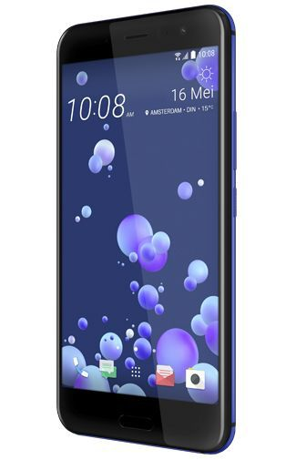 Productafbeelding van de HTC U11 Dual Sim 64GB Blue