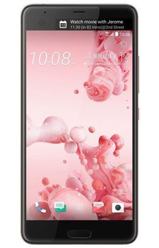 Productafbeelding van de HTC U Ultra 64GB Pink