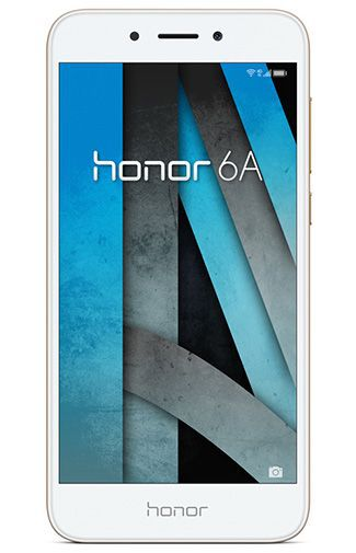 Productafbeelding van de Honor 6A Gold