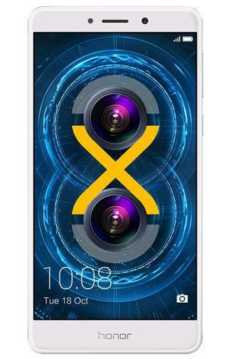 Productafbeelding van de Honor 6X 32GB Silver