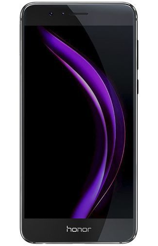 Productafbeelding van de Honor 8 Black