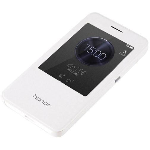 Productafbeelding van de Honor View Flip Case White Honor 4X