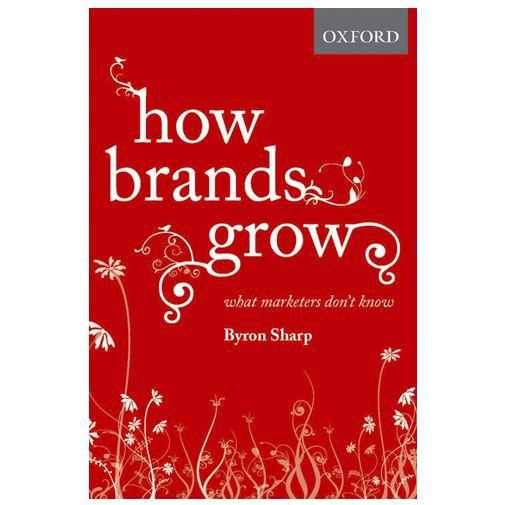 Productafbeelding van de How Brands Grow - Byron Sharp
