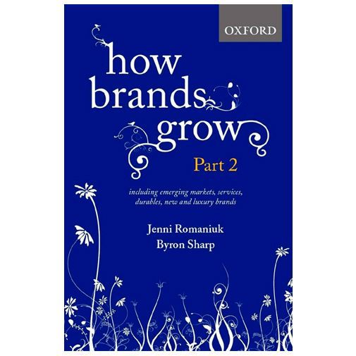 Productafbeelding van de How Brands Grow Part 2 - Jenni Romaniuk & Byron Sharp