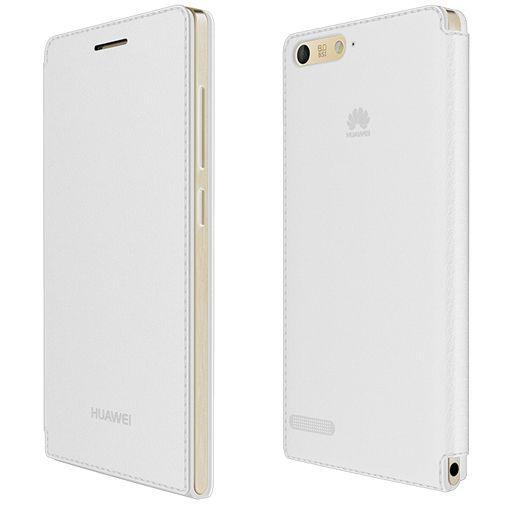Productafbeelding van de Huawei Ascend G6 4G Flip Case White