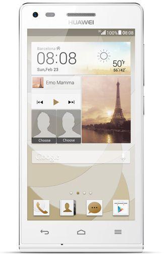 Productafbeelding van de Huawei Ascend G6 White