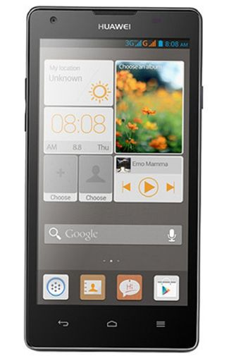 Productafbeelding van de Huawei Ascend G700 White