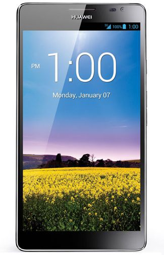 Productafbeelding van de Huawei Ascend Mate Black