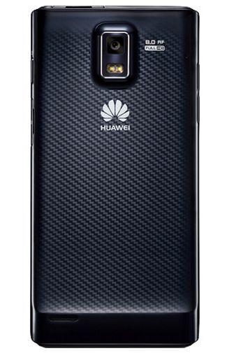 Productafbeelding van de Huawei Ascend P1 4G White