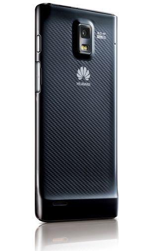Productafbeelding van de Huawei Ascend P1 Black