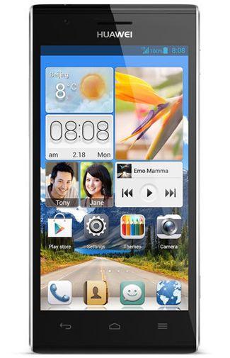 Productafbeelding van de Huawei Ascend P2 White
