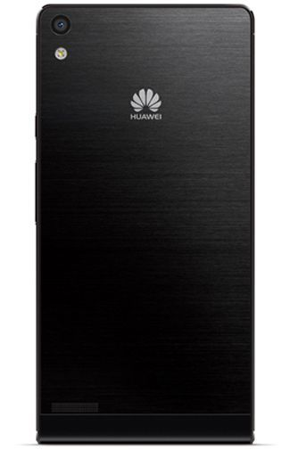 Productafbeelding van de Huawei Ascend P6 Black