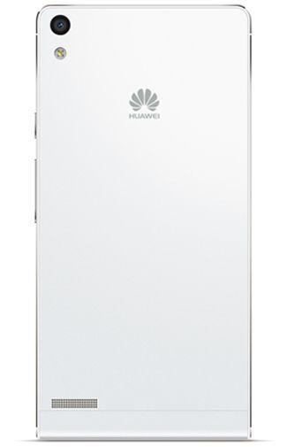 Productafbeelding van de Huawei Ascend P6 White